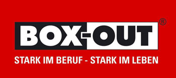 Boxen lernen in Hamburg – Box Training bei BOX-OUT Logo